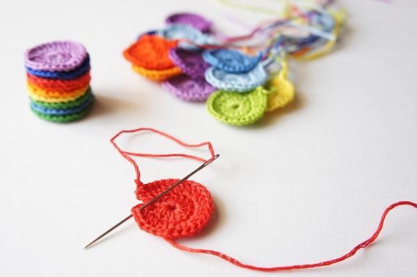 Crochet Circles by JaKiGu