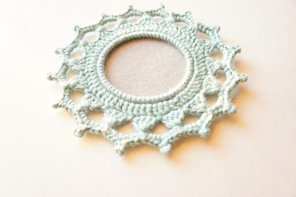 Custom Crochet Picture Frame by JaKiGu (Epic)