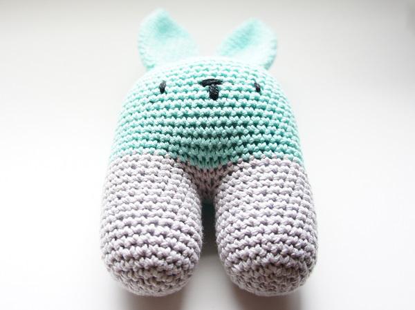 Crochet Little Monster by JaKiGu