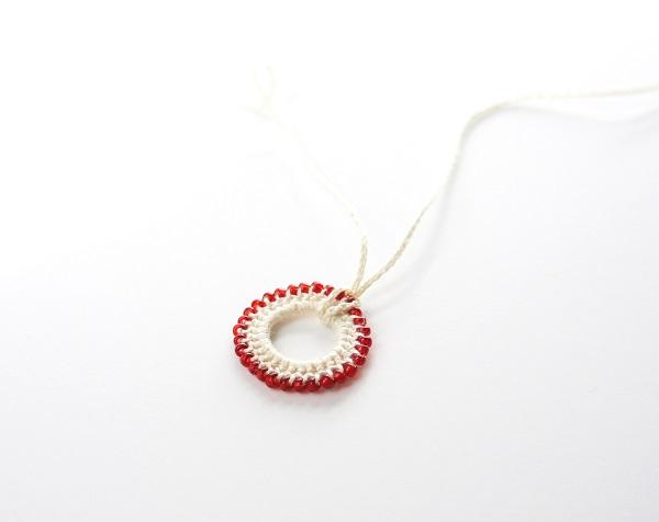 Karma Necklace - Crochet Pattern by JaKiGu