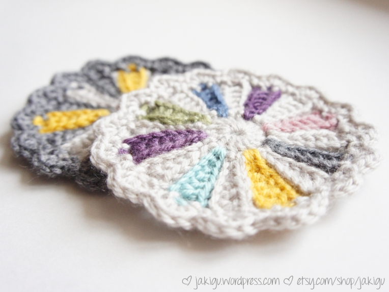 free crochet pattern JaKiGu